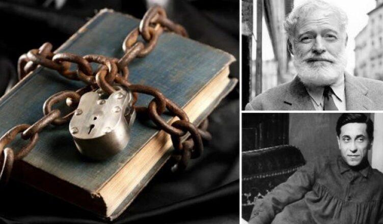 Писатели, которые были запрещены властью