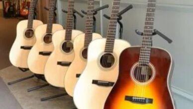 Как появилась гитара