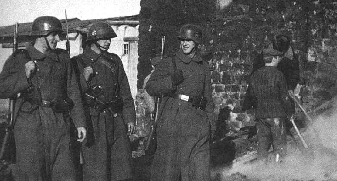Гитлеровские разбойники