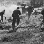 Бои окруженной Советской армии