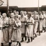 Жительница Таганрога в немецких концлагерях