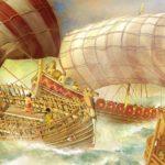 Какую роль играл флот в древние времена