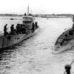 Военные походы U-106