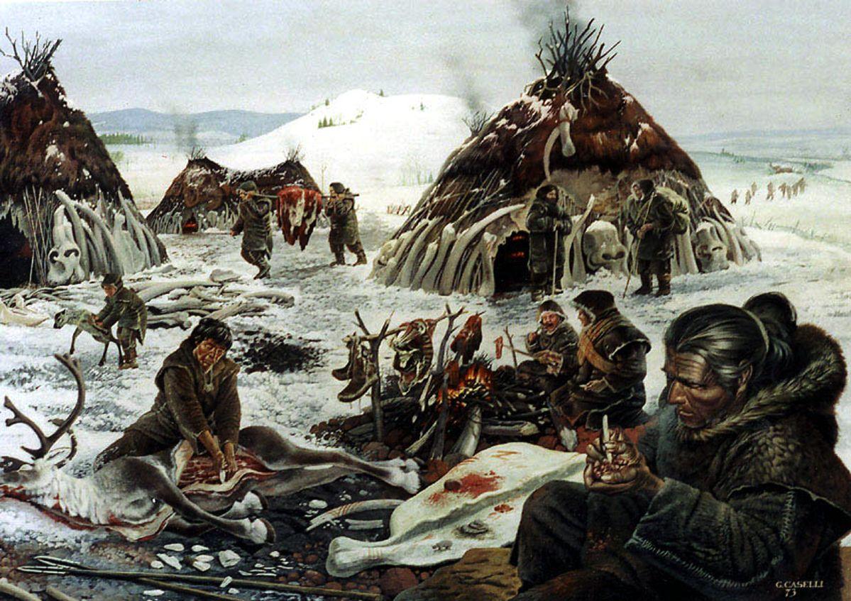 Как эскимосы прогнали викингов из Гренландии