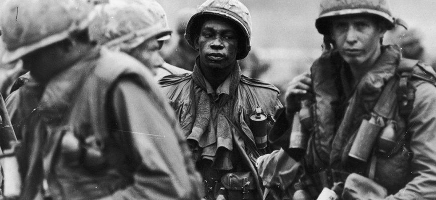 ветеранов американо-вьетнамской войны