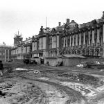 Развалины окрестностей Ленинграда