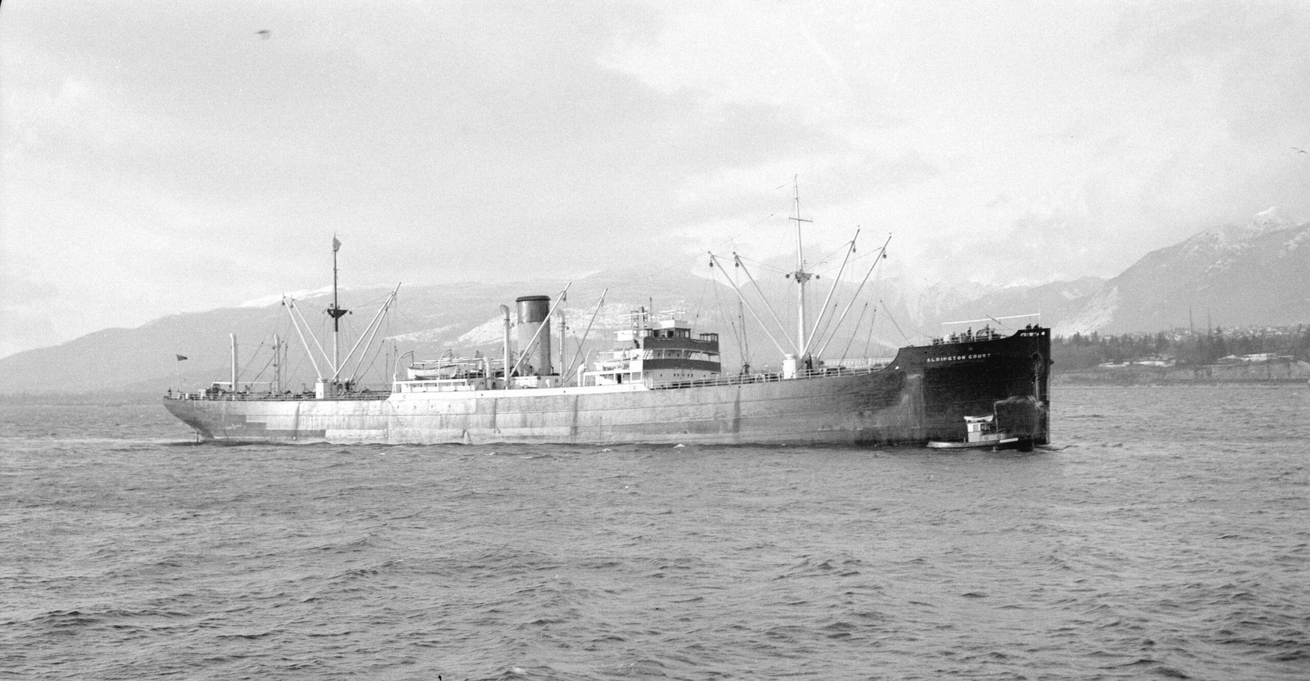 Напряженным для U-172 стал пятый боевой поход