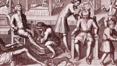 Болезни, которые были завезены в Европу