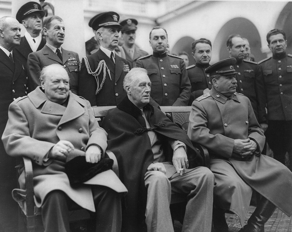 Черчилль не любил Советский Союз