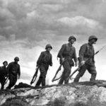 """Как десантники немцев """"гоняли"""""""
