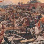 Как развивалась торговля в древности