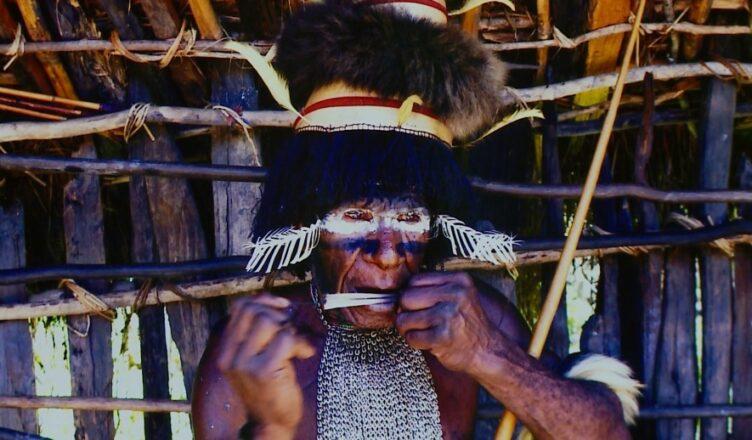 История людоедских племён