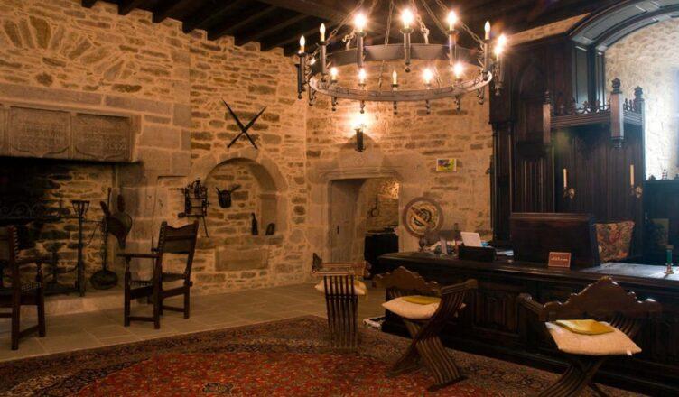 Как освещали жилища в средневековой Европе
