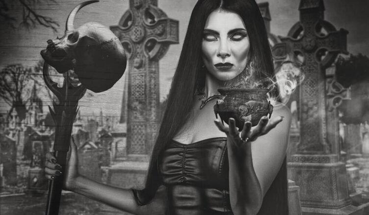 Самые странные захоронения ведьм