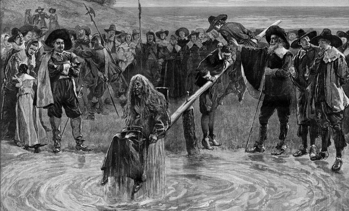 Как испытывали ведьм