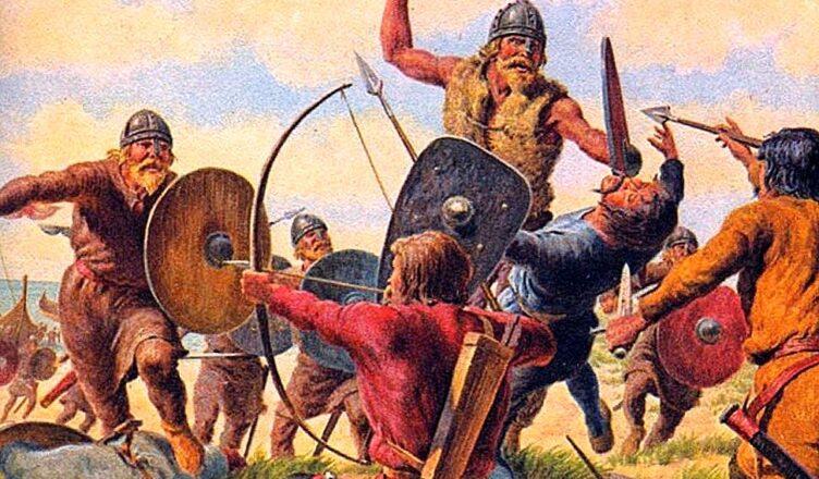 Обезглавленные викинги