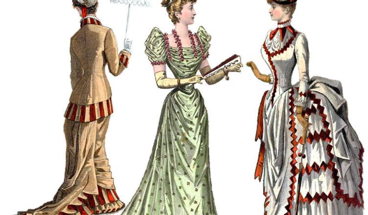 Как исторически менялись ткани для одежды