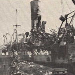 Как грузовое судно «Форт Стикин» уничтожило порт в Бомбее