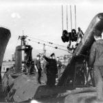 Подводная «дуэль»