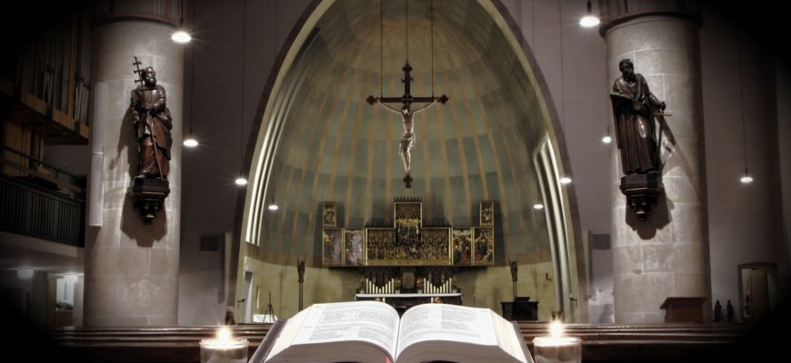 Мистика в Христианстве