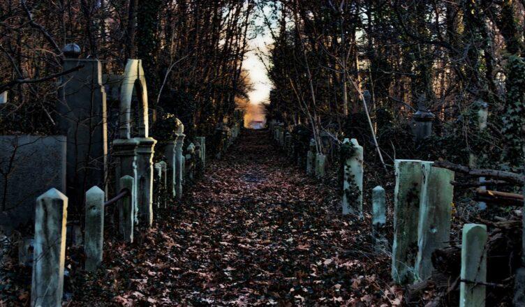 самых призрачных могил