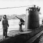 Первая победа советской подлодки