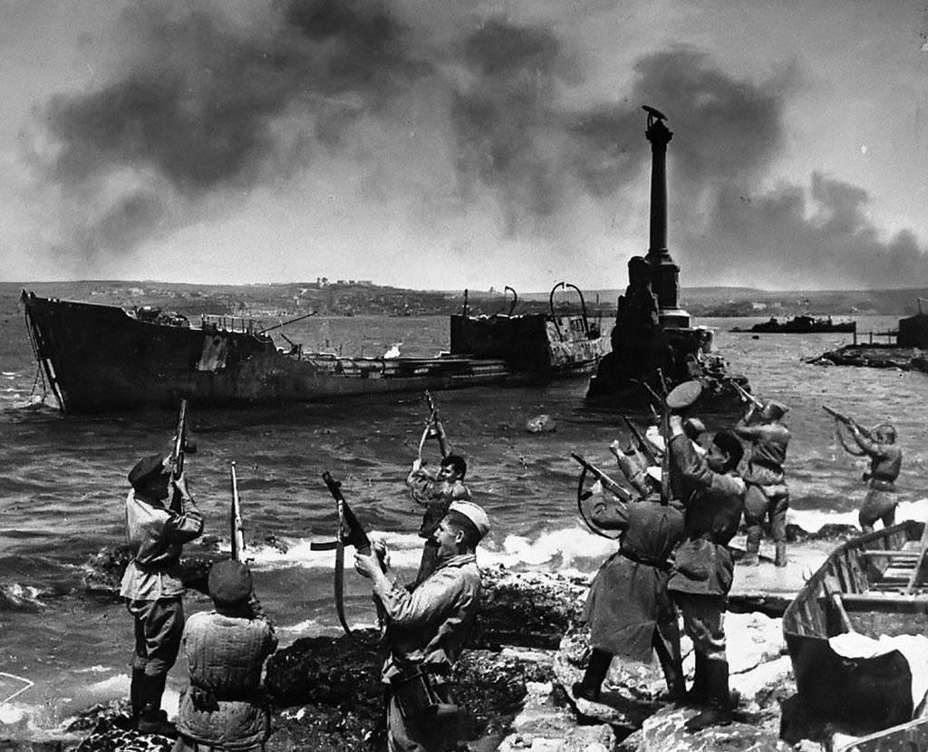 битва за легендарный Севастополь
