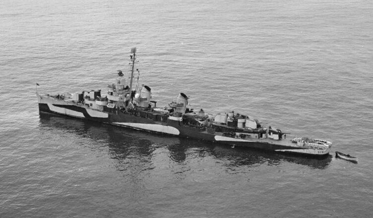 Военный корабль США Уильям Д. Поттер