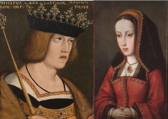 иоанна кастильская безумная 1479-1555 годы