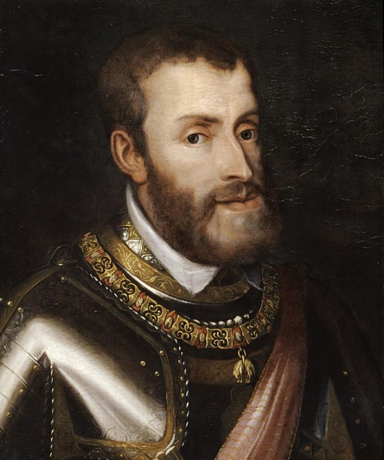 Император Священной Римской империи Рудольф II – 1552-1612 годы