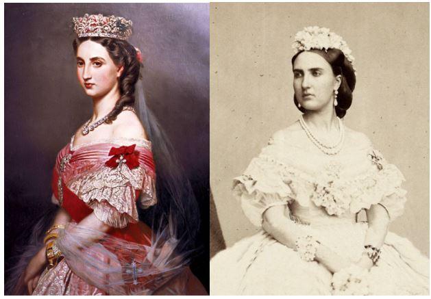 Мексиканская императрица Шарлотта Бельгийская - 1840-1927 годы