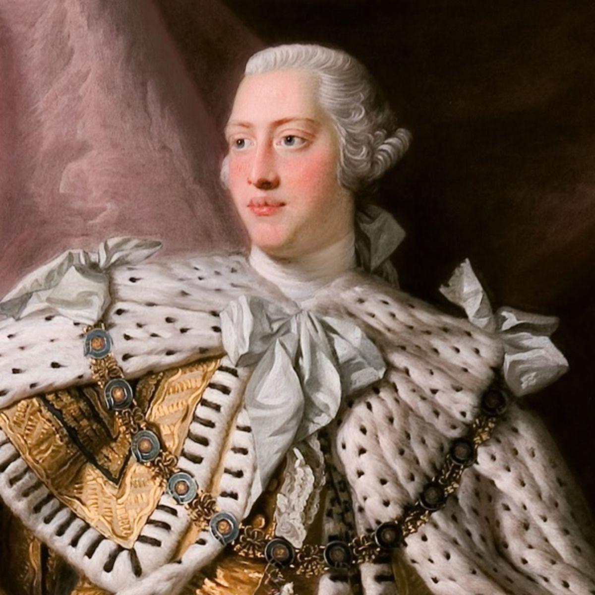 Английский король Георг III – 1738-1820 годы