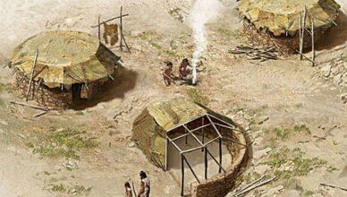 древние натуфийцы