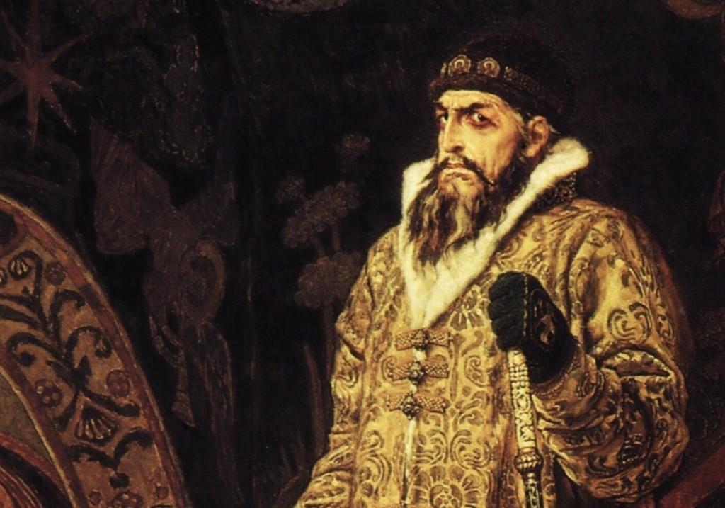 Царь всея Руси Иван IV Грозный – 1533-1584 годы