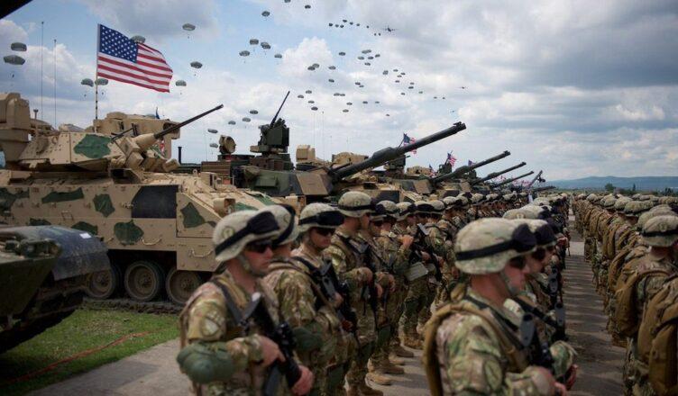 Случаи агрессии войск НАТО