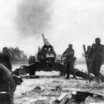 Немцы ведут бешеный огонь