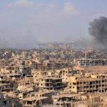 История войн Сирии