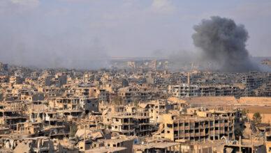 войн Сирии