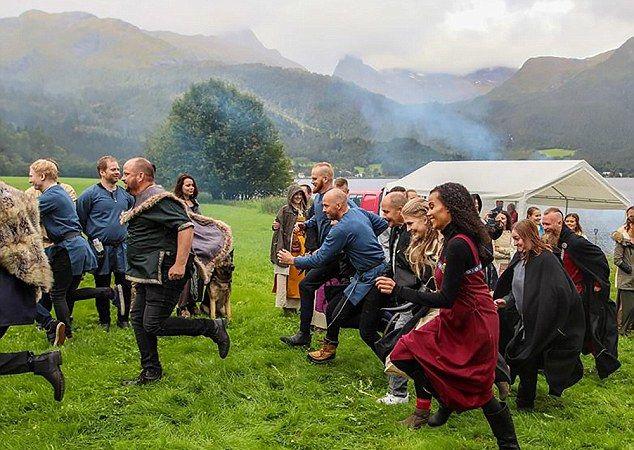Клятвы и обычаи викингов