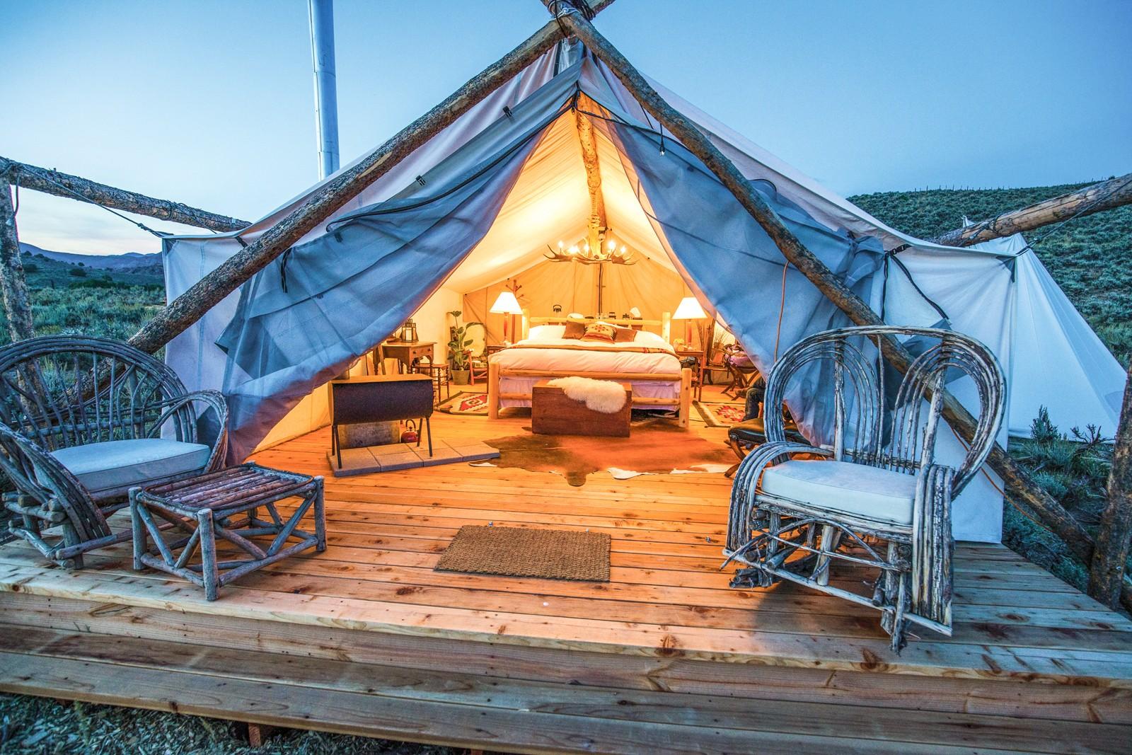 Палатка Dream Folly