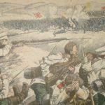 Военные действия Правого авангарда отряда генерал-майора Фока