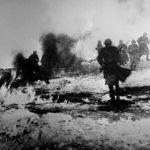 Огромные потери врага на пути к Ленинграду