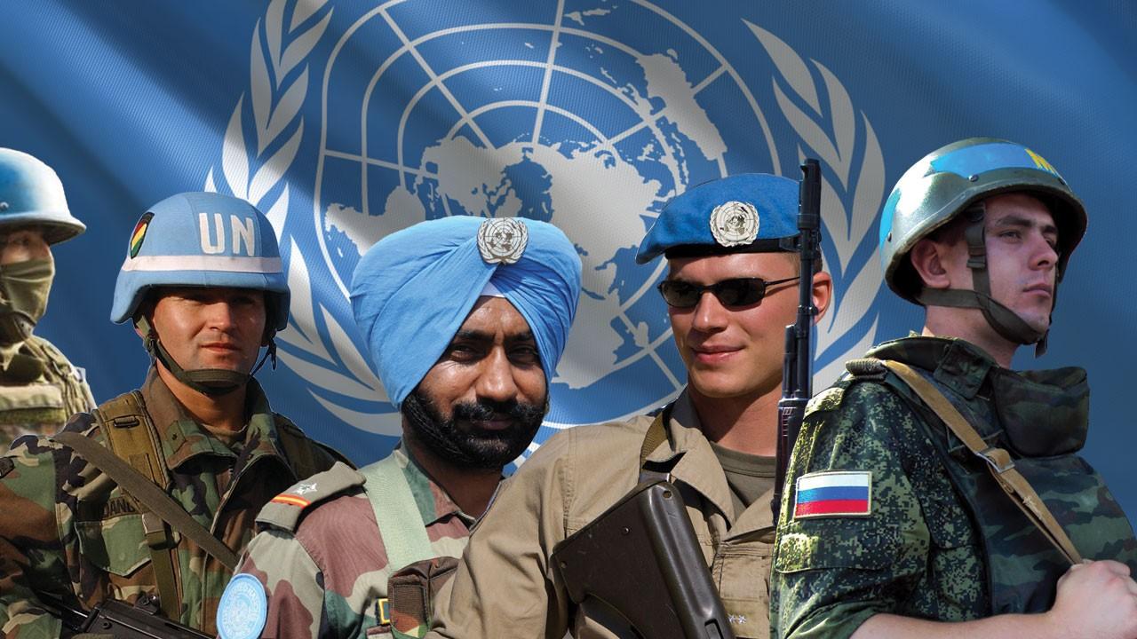 ввода миротворческих войск в истории