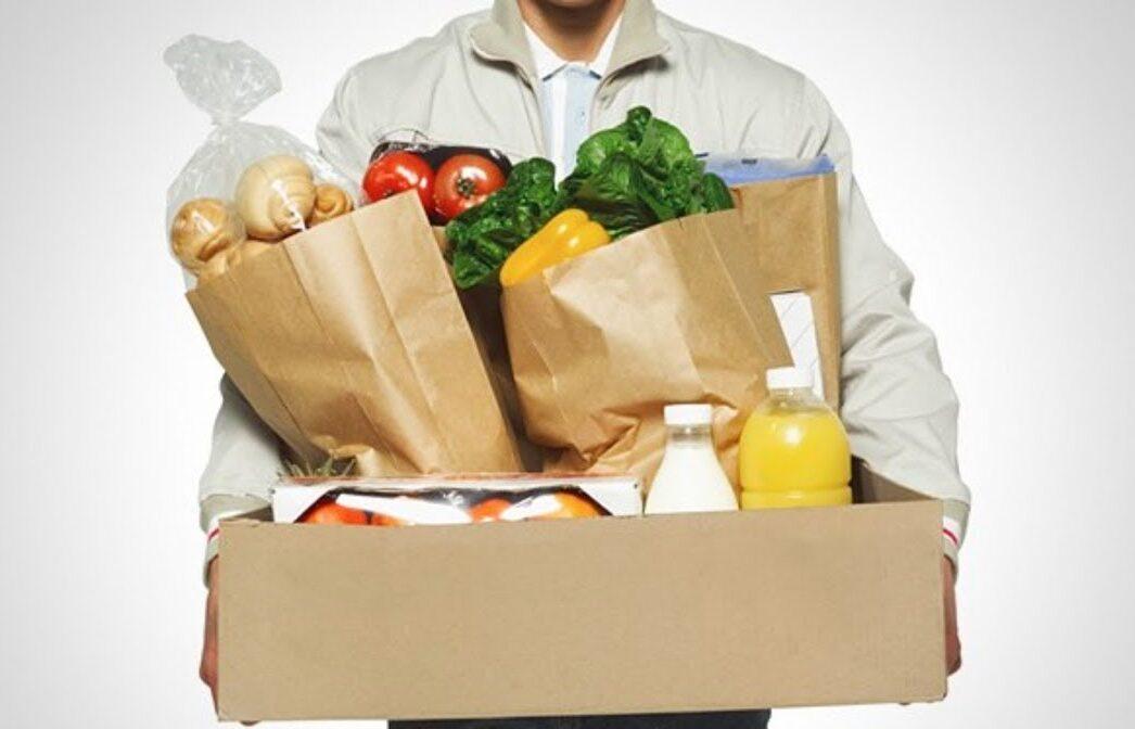 Как изобрели доставку еды