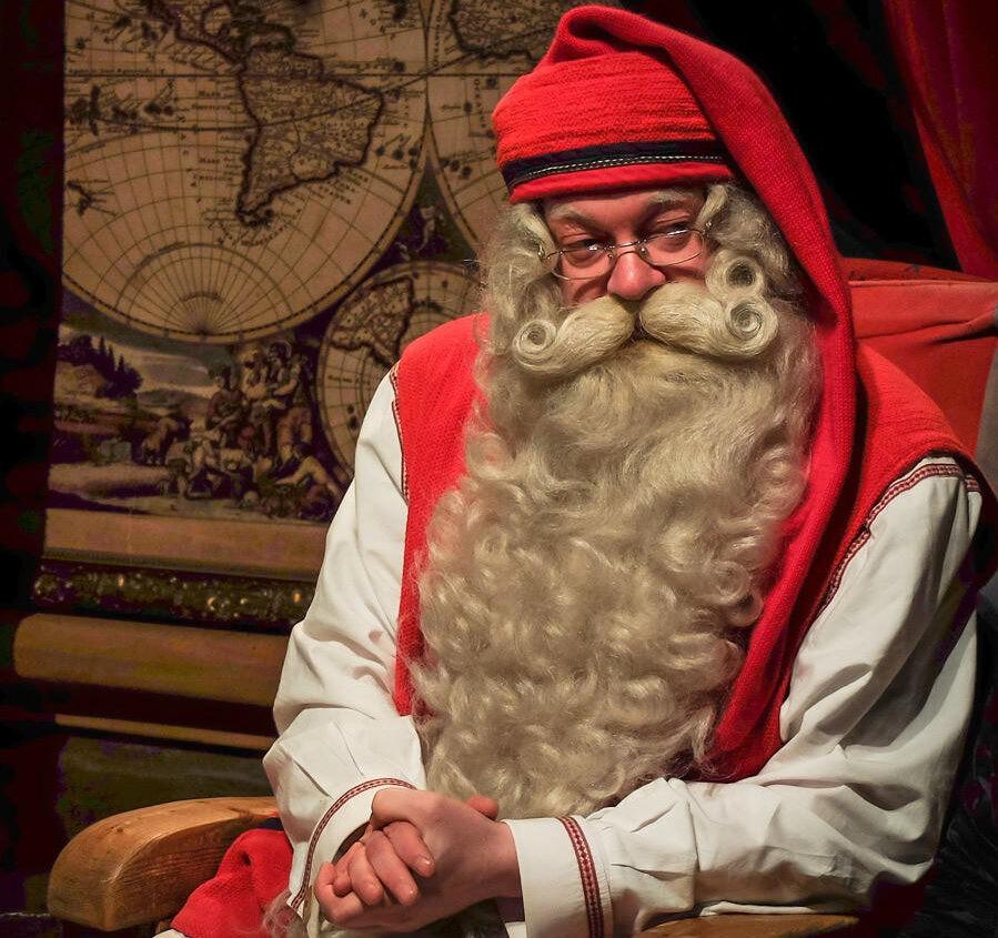 происхождения Санта Клауса