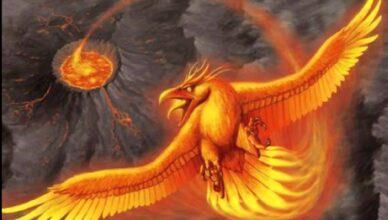 Птица Феникс и ее аналоги в религии и мифологии