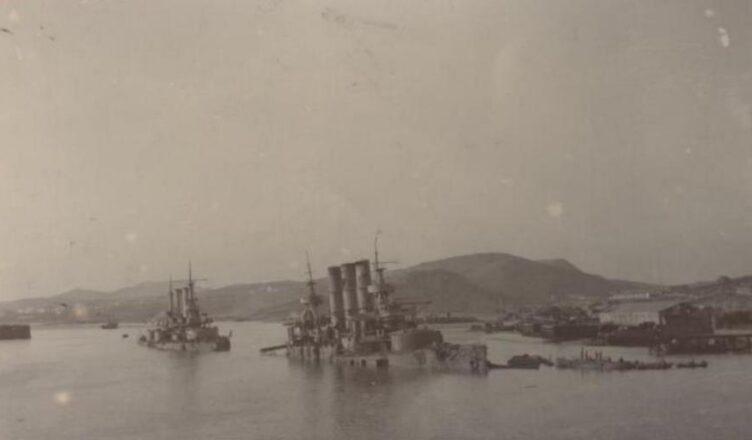 физиономия Порт-Артура