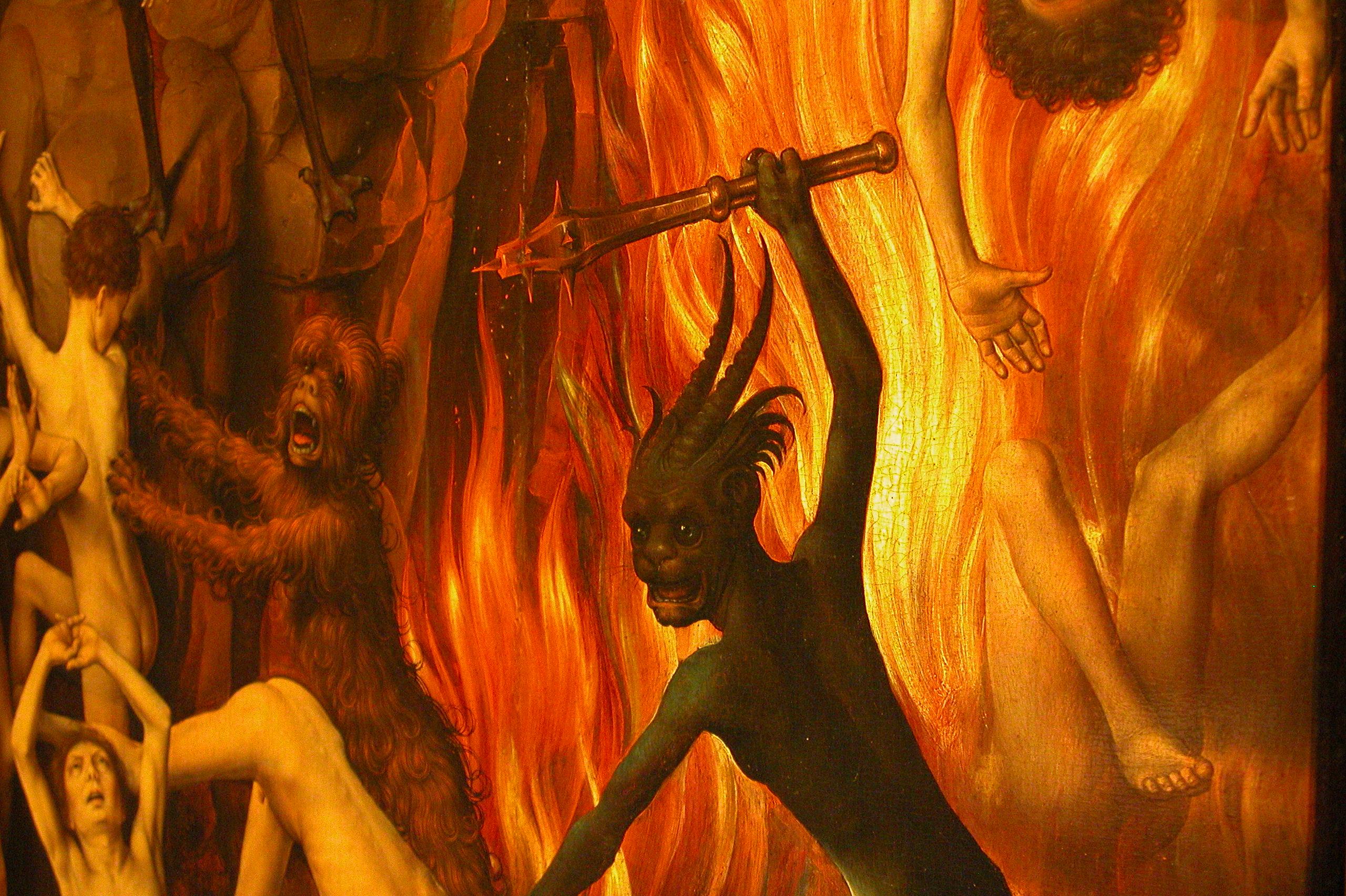 наказания ждут грешников в аду