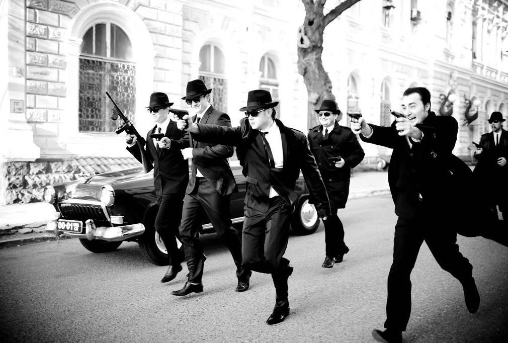 Юные киллеры итальянской мафии