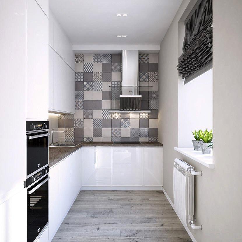 Встроенная кухня от Marazzi Design